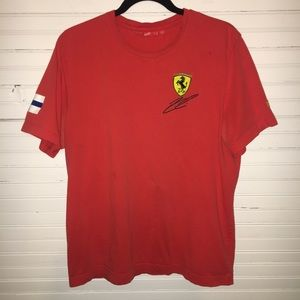 934601c2 Puma Shirts | Ferrari 1 Raikkonen Tshirt | Poshmark